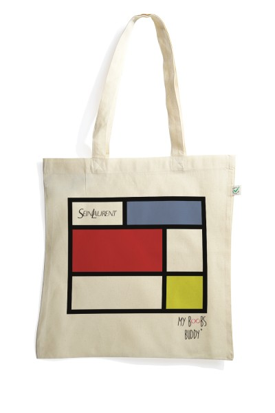 tote bag Sein Laurent sac coton
