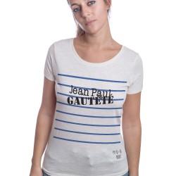 Le Jean Paul Gautété tshirt gaultier