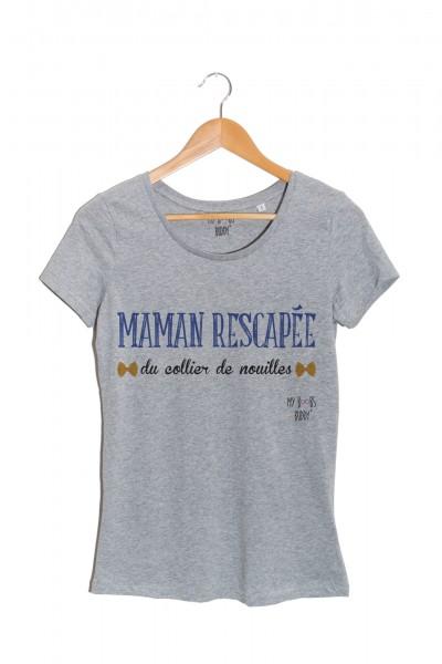collier-de-nouilles-special-fetes-des-meres-t-shirt gris