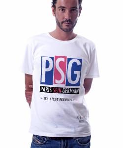 T-shirt - Le Paris SEIN Germain - Homme - PSG
