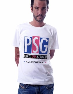 T-shirt - Le Paris SEIN Germain - Homme - PSG