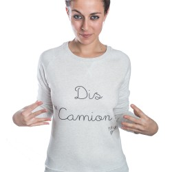 sweatshirt sweat dis camion camioneuse