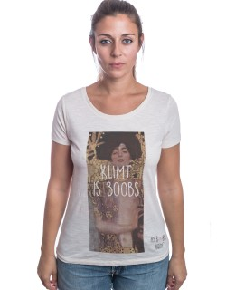 KLIMT is Boobs tshirt shirt