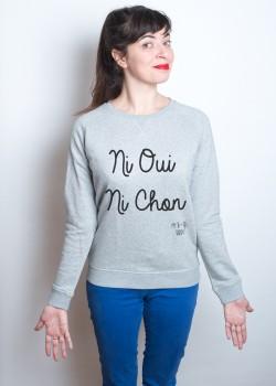 ni-oui-nichon-sweat-gris