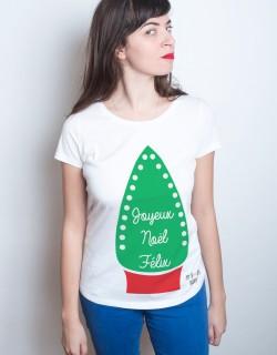 Joyeux Noe Félix-t-shirt-femme