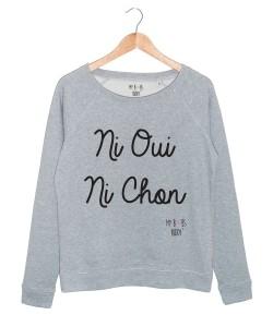 Ni Oui Nichon sweat