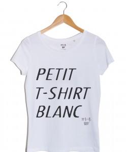 Petit T-Shirt Blanc
