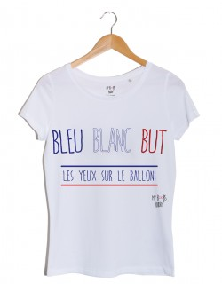 Bleu Blanc But Femme