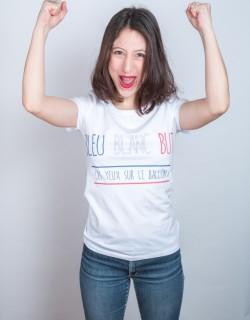 les-yeux-sur-le-ballon-femme-euro-2016-tshirt-blanc