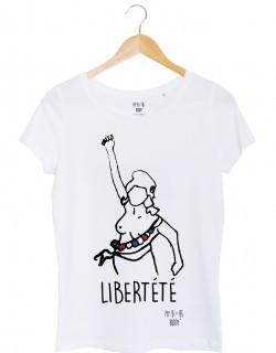 libertete-tshirt-femme