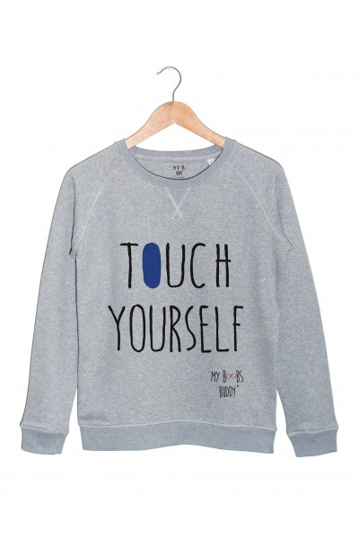 TOUCH YOURSELF sweat