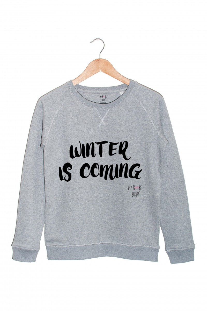 pull femme winter is coming