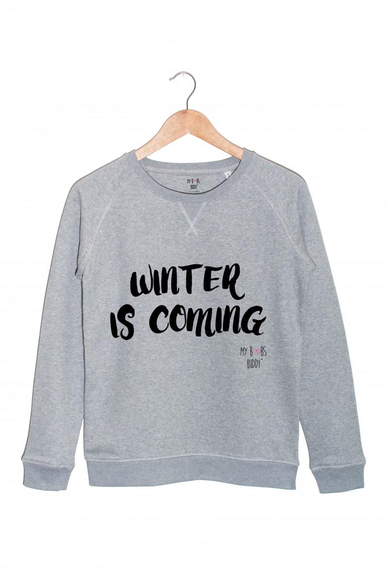 Top Winter is coming (homme) sweat HZ63