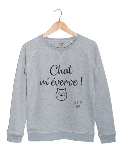 chat m'enerve grand sweat my boobs buddy autopalpation