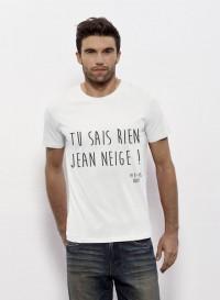 Jean Neige Homme tshirt