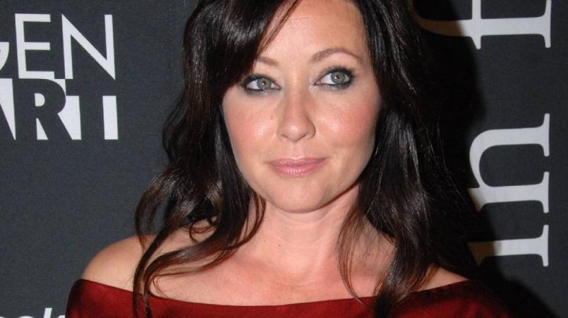 Shannen Doherty (Charmed et Beverly Hills) souffre d'un cancer du sein et attaque son manager.