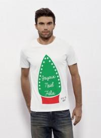 Joyeux Noël Félix (Homme) tshirt homme