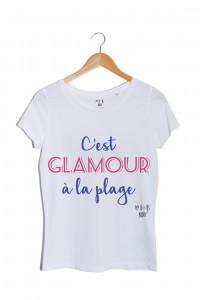 glamour-a-la-plage-t-shirt-blanc