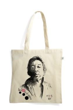 Gainsbourg Gainsboobs sac coton bio tote bag
