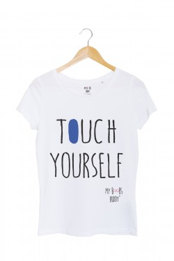 TOUCH YOURSELF tshirt (Femme)