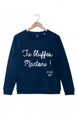 tu-bluffes-martoni-femme-sweat-bleu-marine