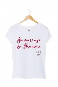 amoureuse de Paname