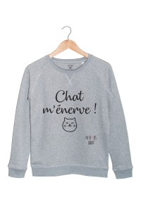 chat m'enerve grand sweat my boobs buddy autopalpation cancer du sein